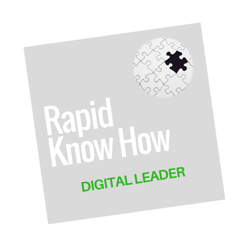 The 1-Hour Digital Starter – 3 Steps to Creating Your innovative Business Model in One Hour