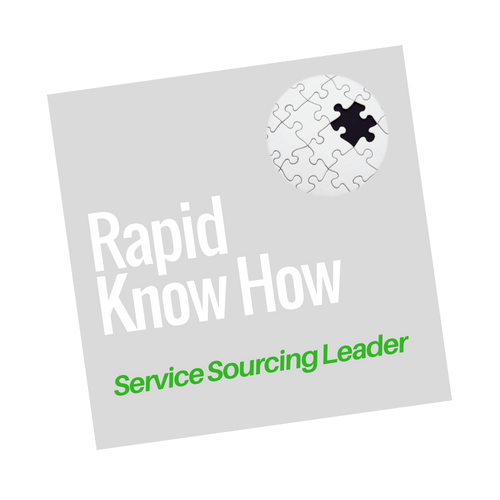 The 1-Hour Service Sourcing Leader – 3 Service Sourcing Strategies To Manage Shared Service Centers Effectively